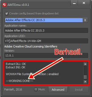 Cara Download Dan Instal Adobe After Effects CC 2017 Full Version