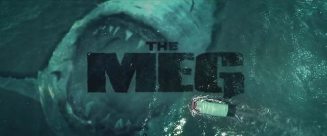 Cross The Netflix Stream The Meg Movie Review