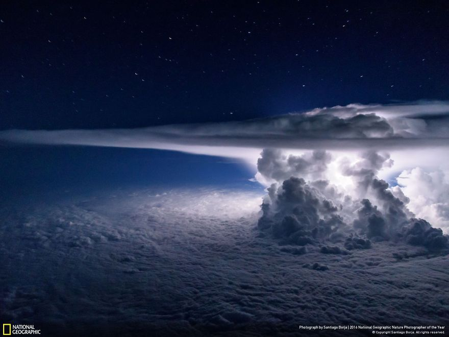 20+ Of The Best Entries From The 2016 National Geographic Nature Photographer Of The Year - Pacific Storm