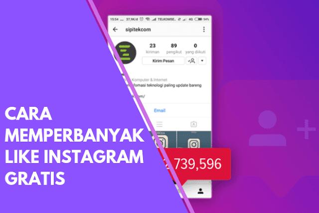 Hublaagram 2019: Cara Mendapatkan Like Instagram Banyak Gratis