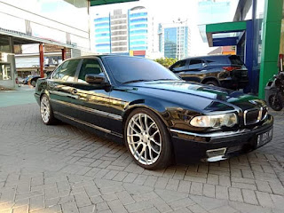 Dijual BMW 735 IL ,double glass armored, Year 1997
