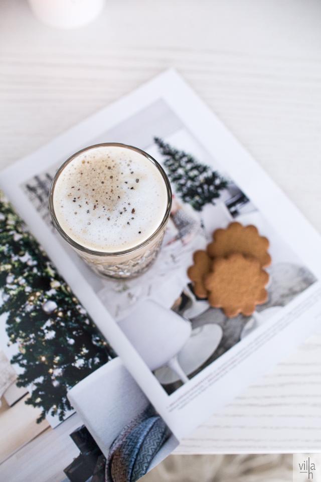kardemummakahvi, ideoita jouluun, villa h blogi