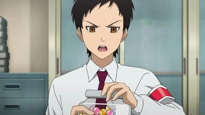 ซึบากิ ซาสึเกะ (Tsubaki Sasuke) @ Sket Dance / Sket Dance Season 2