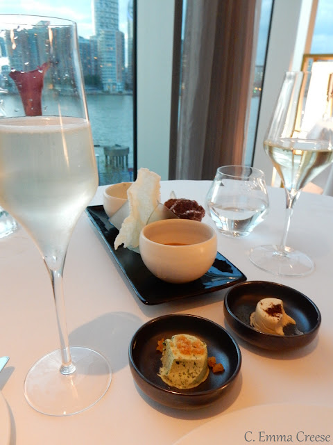 Peninsula Restaurant at the Intercontinental Hotel: Adventures of a London Kiwi