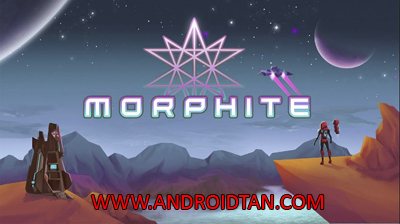Morphite 3D FPS Planet Exploration Mod Apk + Data v1.0.1 Unlimited Money Terbaru