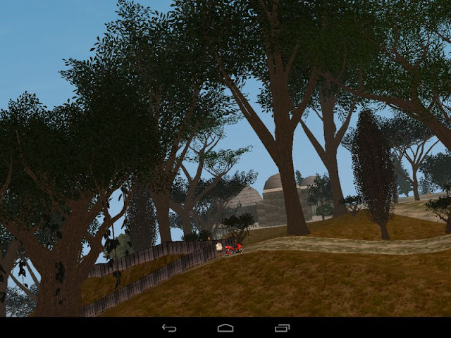 Highest Quality vegetation trees mod gta sa android mod pack download