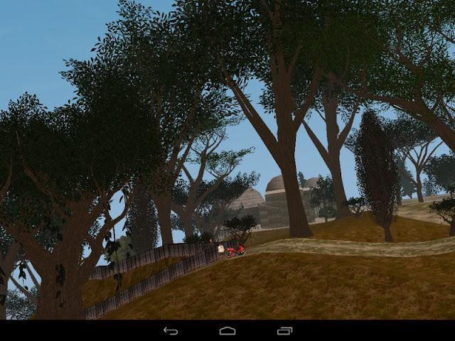 Highest Quality vegetation trees mod gta sa android mod pack download