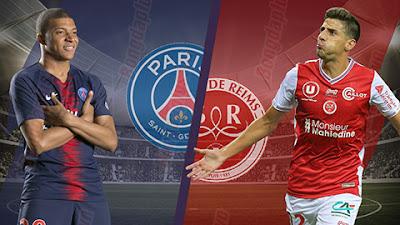 مشاهدة مباراة باريس سان جيرمان وريمس بث مباشر اليوم 24-5-2019 في الدوري الفرنسي