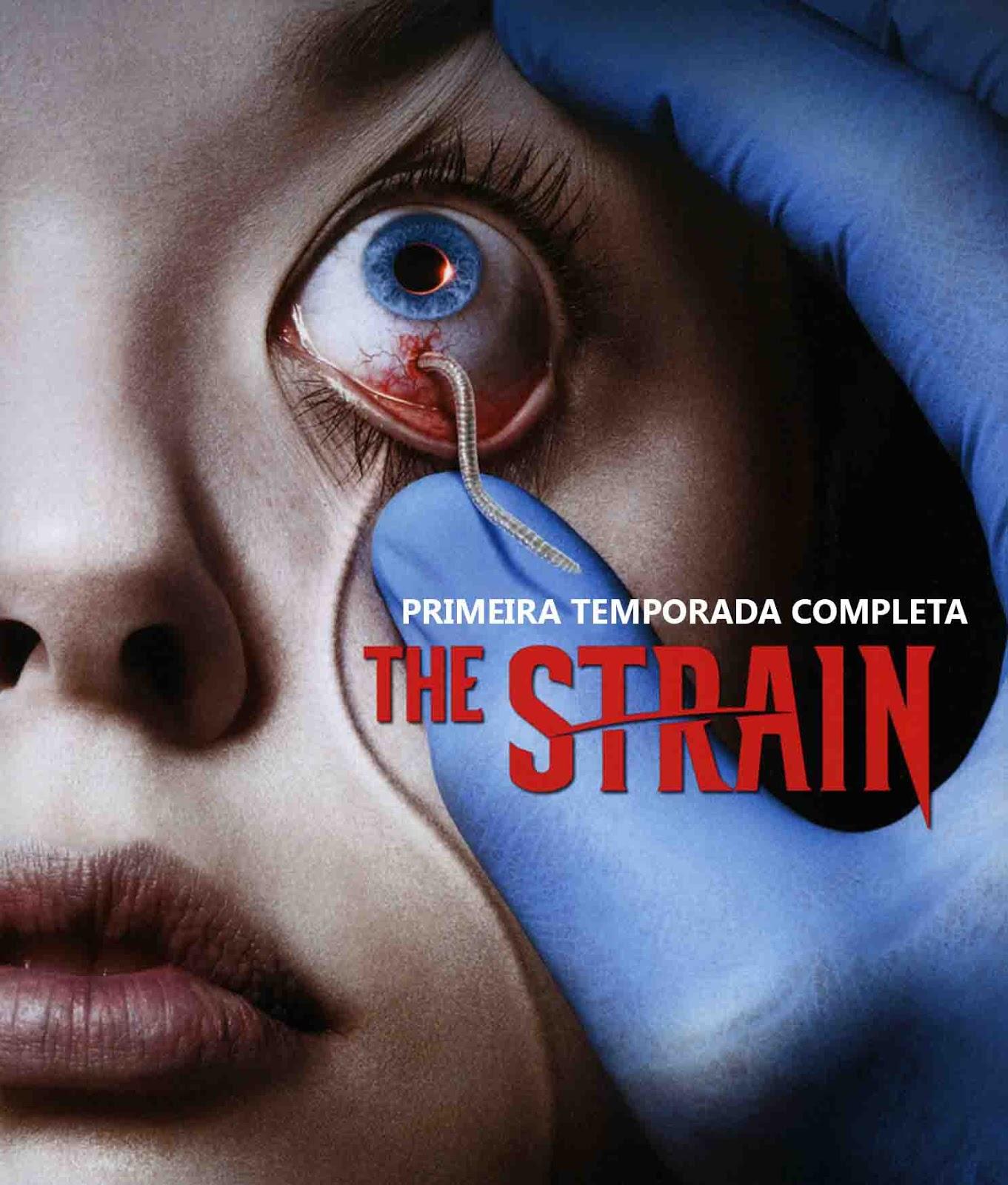The Strain 1ª Temporada Torrent - BluRay 1080p Dual Audio (2014)