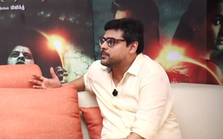 Maniratnam's assistant goes against him as planned – Director Milind Rau #Aval