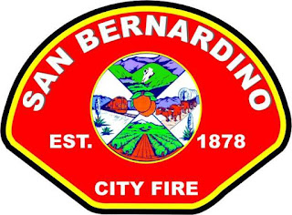 San Bernardino City Fire Dept. logo