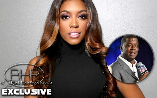 RHOA Star Porsha Williams Throws Shade At Ex Husband While Filling Out Paperwork For A New Home !!!