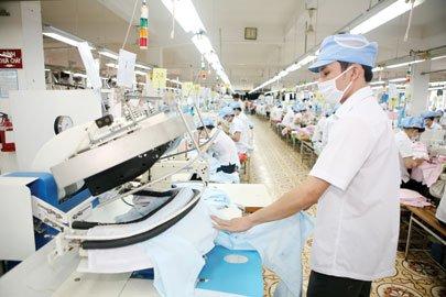 Tuyển 2 Nam thực tập sinh làm may công nghiệp tại Gifu, Nhật Bản