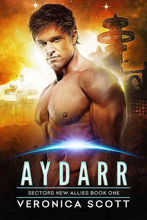 Aydarr: A Badari Warriors SciFi Romance