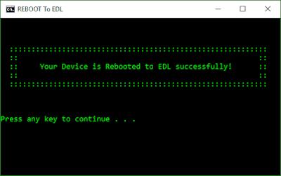 Cara Masuk (EDL) Download Mode Redmi Note 3 Pro