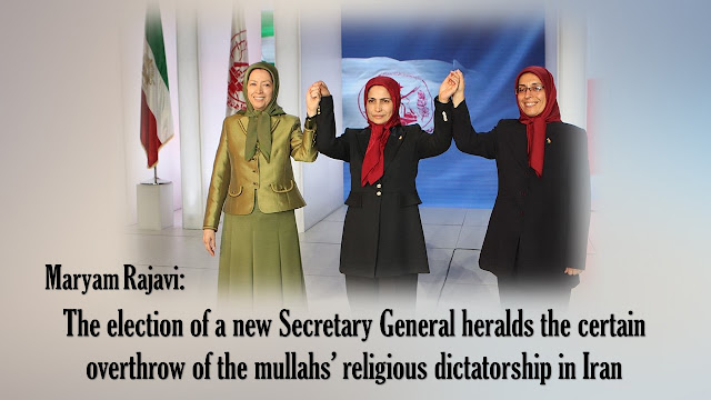 Maryam Rajavi: This election will break the spell of repression and heralds the overthrow of the mullahs' religious fascism
