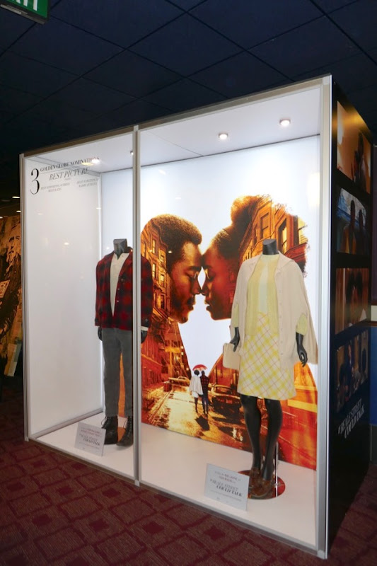 If Beale Street Could Talk movie costume exhibit