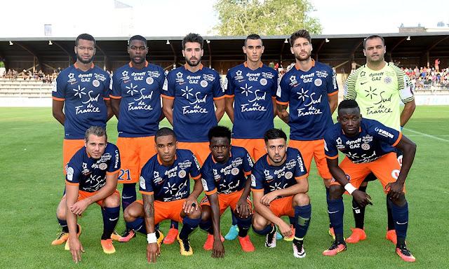 Fransa 1. ligi şampiyonları HSC Montpellier - Kurgu Gücü