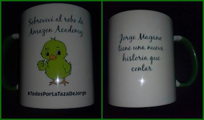 taza, Jorge Magano