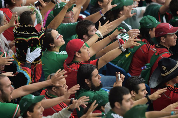 FIFA amenaza con sanciones por grito de aficion mexicana