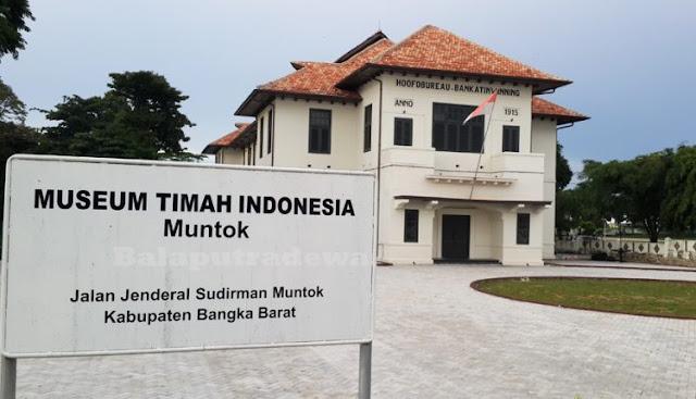 museum timah muntok