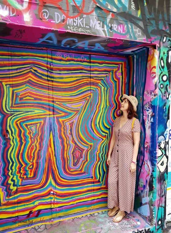 melbourne laneways hosier lane street art