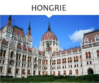 My Travel Background : Voyage Europe Hongrie