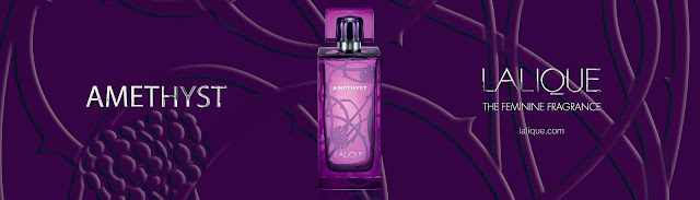 AMYTHST by LALIQUE