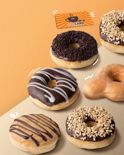 #DunkinDonut - #Promo Beli 6 Gratis 6 Donut & Promo Khusus DD Card (s.d 01 Maret 2019)