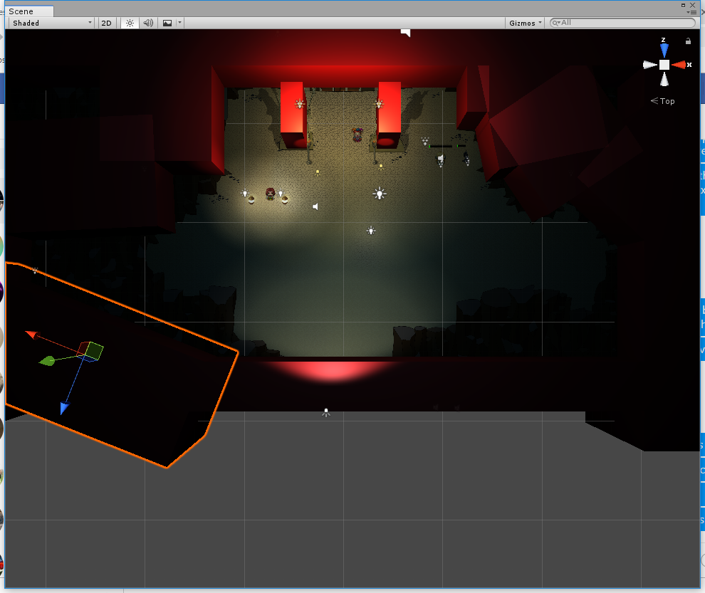 Pathfinding in 2D Unity games