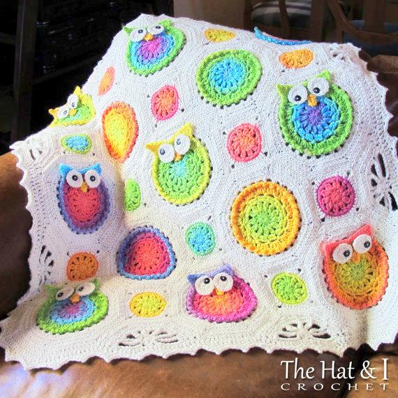 Amvabe Crochet Cute Crochet Baby Blanket Roundup