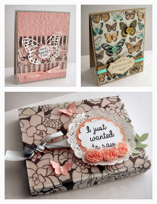 Stampin' Up! Sale-A-Bration Day 5