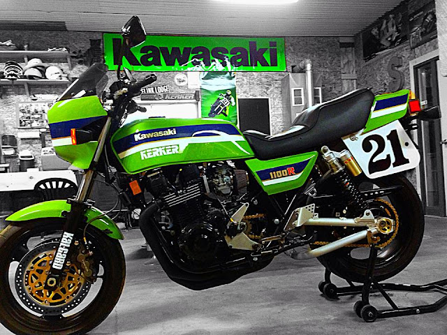 Eddie Lawson Replica