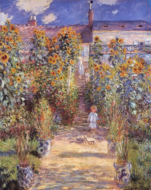 Art & Artists Claude Monet - Part 11 1880 1881