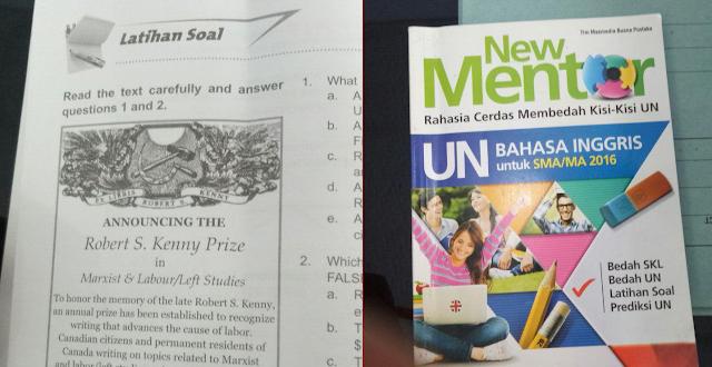 Ya Allah, Ada Gambar Palu Arit di Buku Sekolah Ini