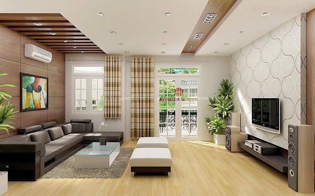 Phòng khách chung cư Riverside
