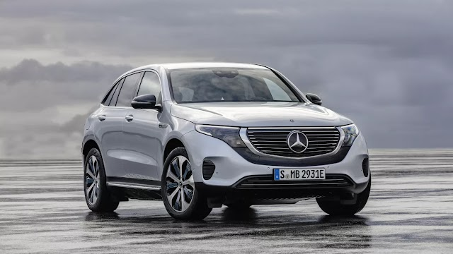 auto tech news : MERCEDES-BENZ'S initial ALL-ELECTRIC automobile