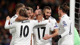 موعد مباراة ريال مدريد و أياكس أمستردام اليوم الأربعاء ضمن دوري أبطال أوروبا