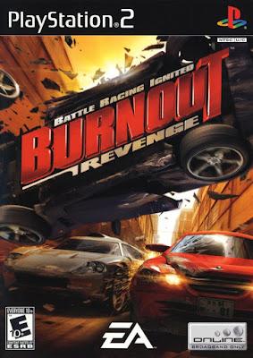 Burnout Revenge PS2 GAME ISO