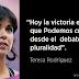 Teresa Rodríguez, reelegida secretaria general de Podemos Andalucía con un respaldo del 75,64%