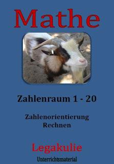 Zahlenstrahl 20 Mathematik 1.Klasse PDF
