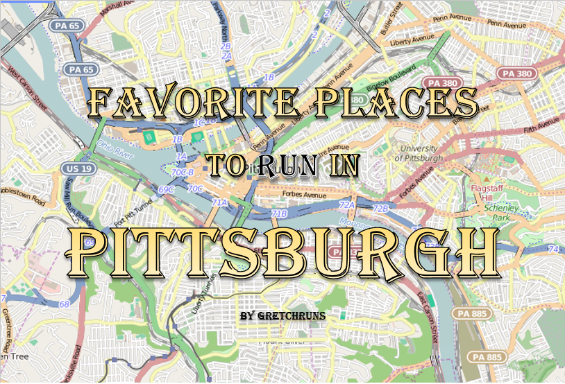 running routes in pittsburgh