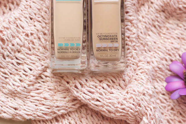 review maybelline fit me shade