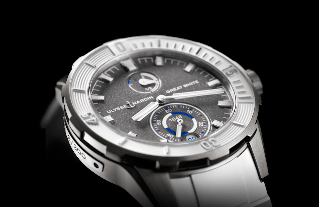 Ulysse Nardin Diver Chronometer Great White