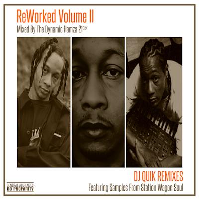 ReWorked Volume II (2015)