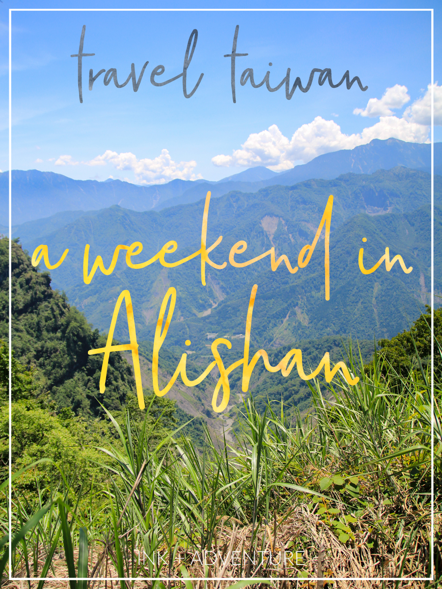 Travel Taiwan: a weekend in the mountains, forests, and tea plantations of Alishan