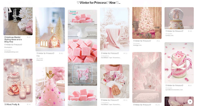 """Winter for princess"""