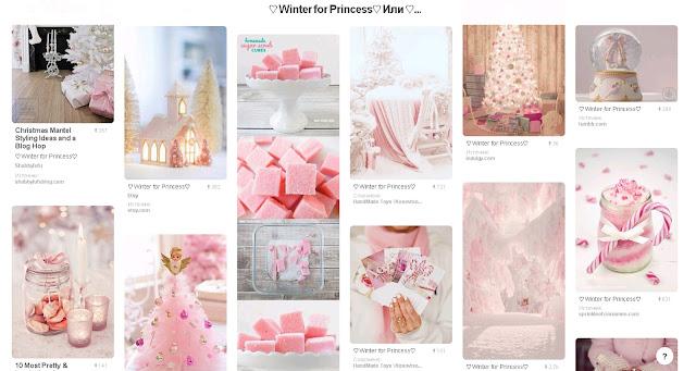 """Winter for princess"""