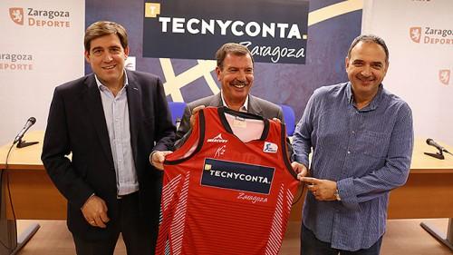 El Zaragoza cambia el mítico CAI por Tecnyconta