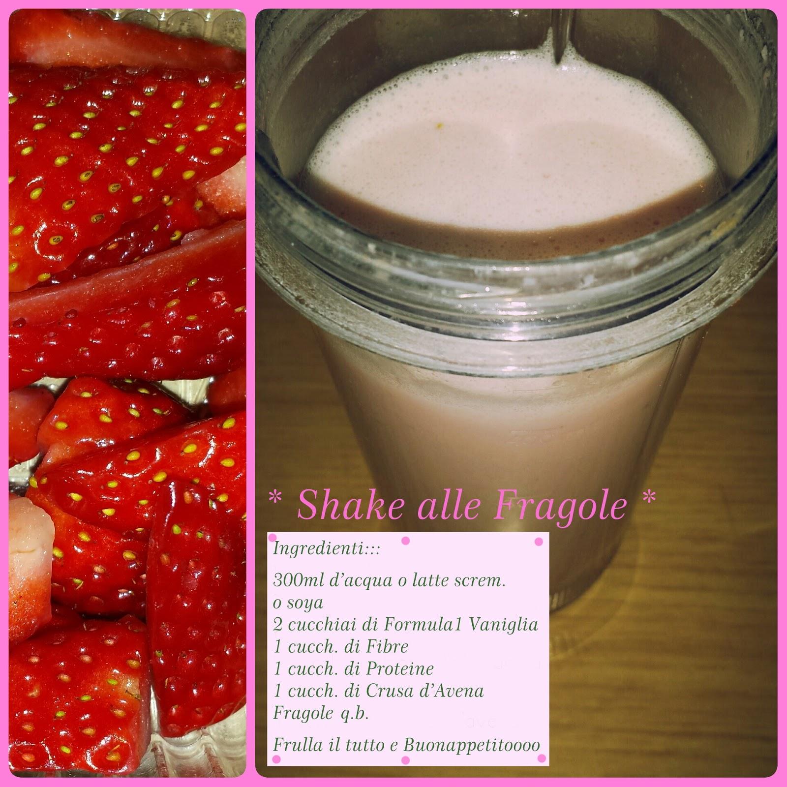 Ricette dolci con herbalife